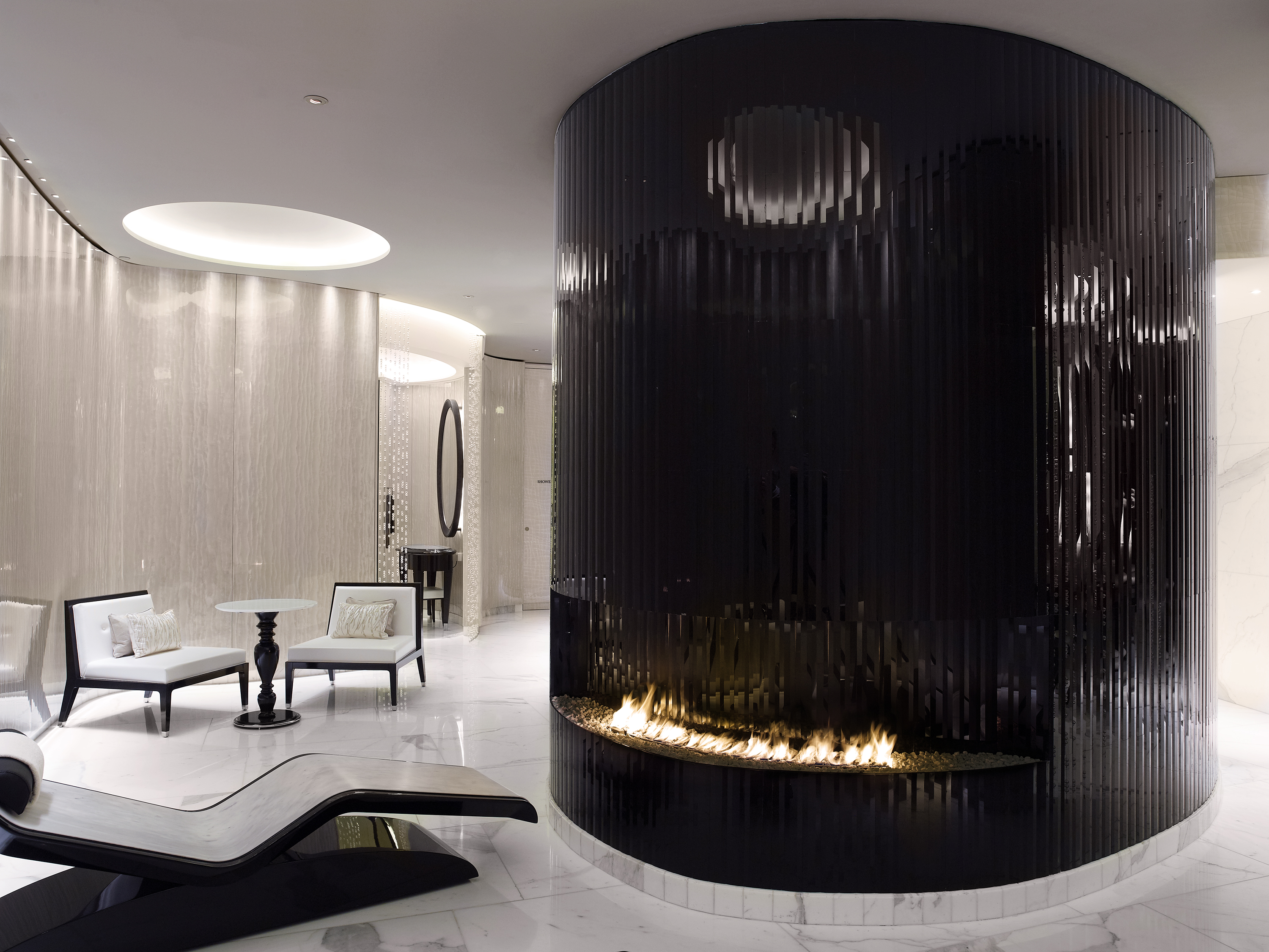 Ladies Changing room ESPA Life at Corinthia