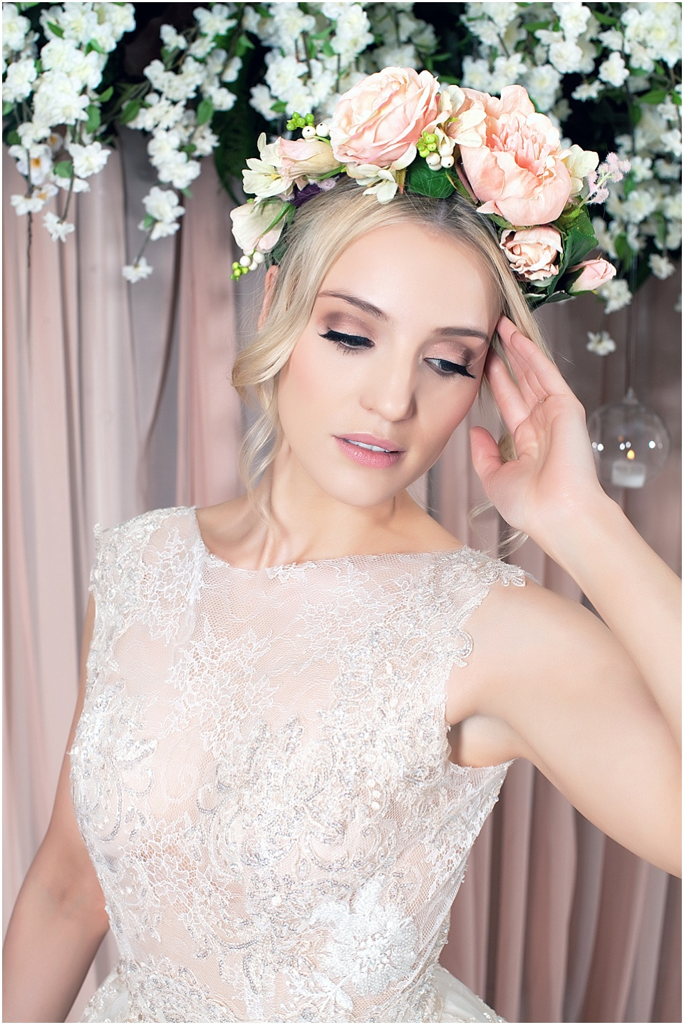 Bridal Beauty Look Book by Team Glam | David Michael Photography | www.nubride.com_0282