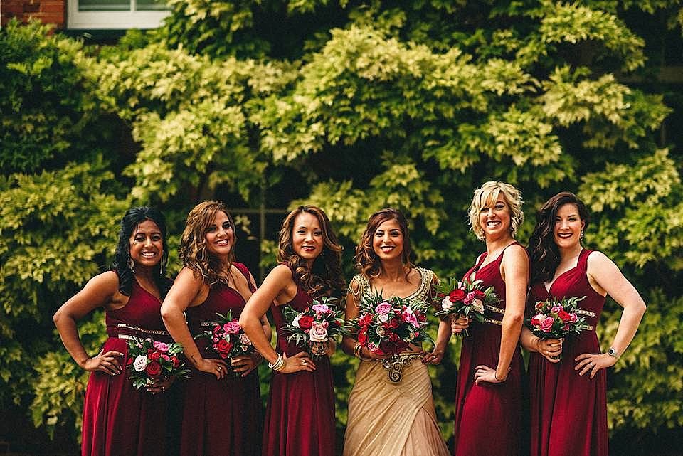 Red Navy and Gold Wedding | Langstowe Hall | Miki Photography | www.nubride.com_0497