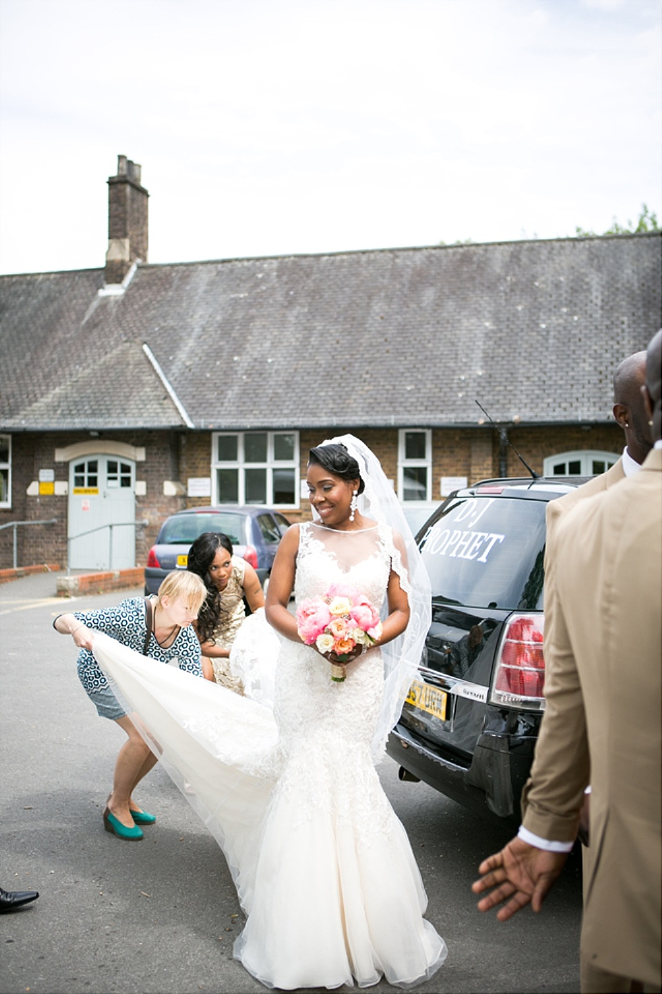 Caribbean London wedding by Story_1034