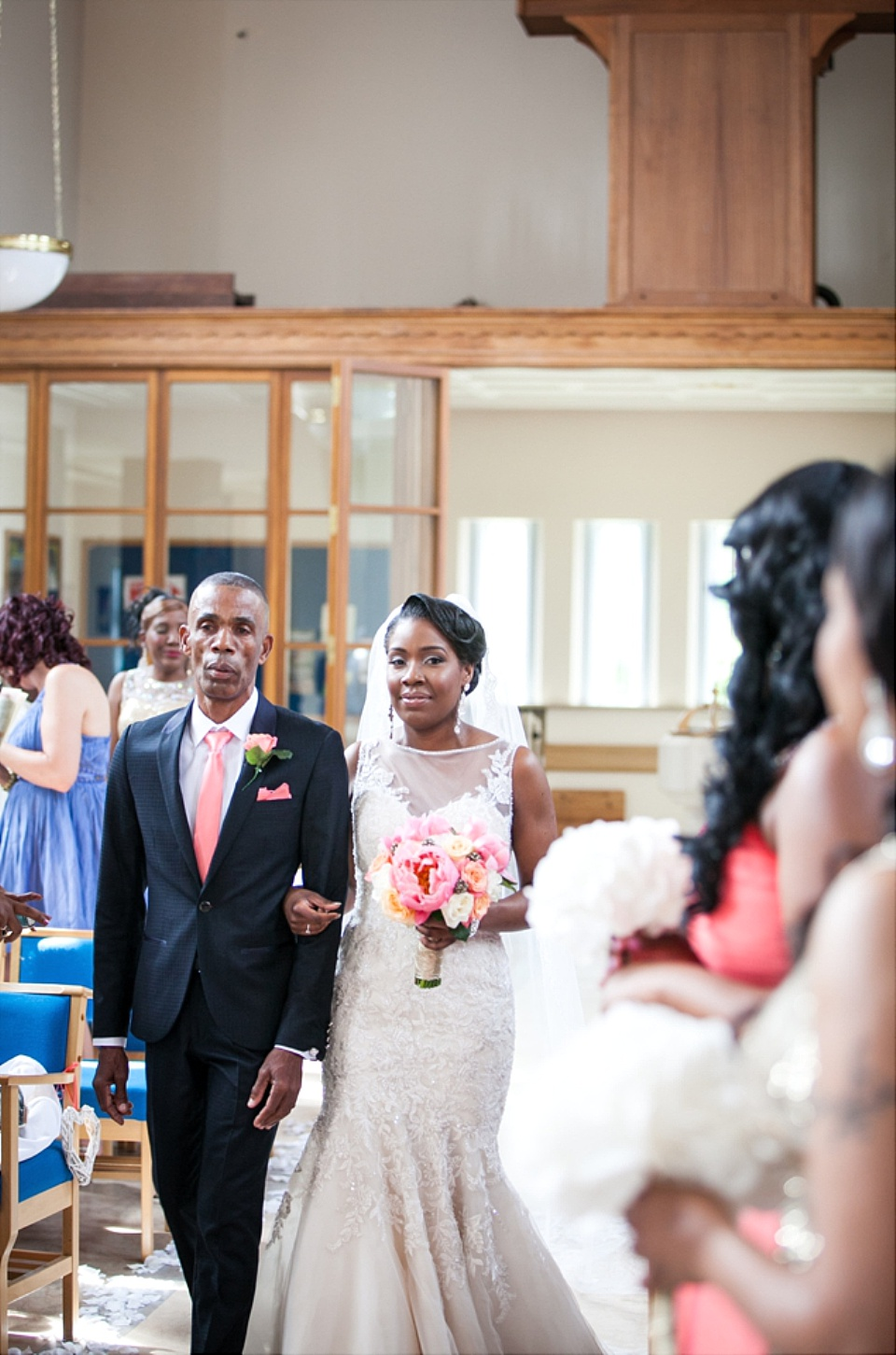 Caribbean London wedding by Story_1037