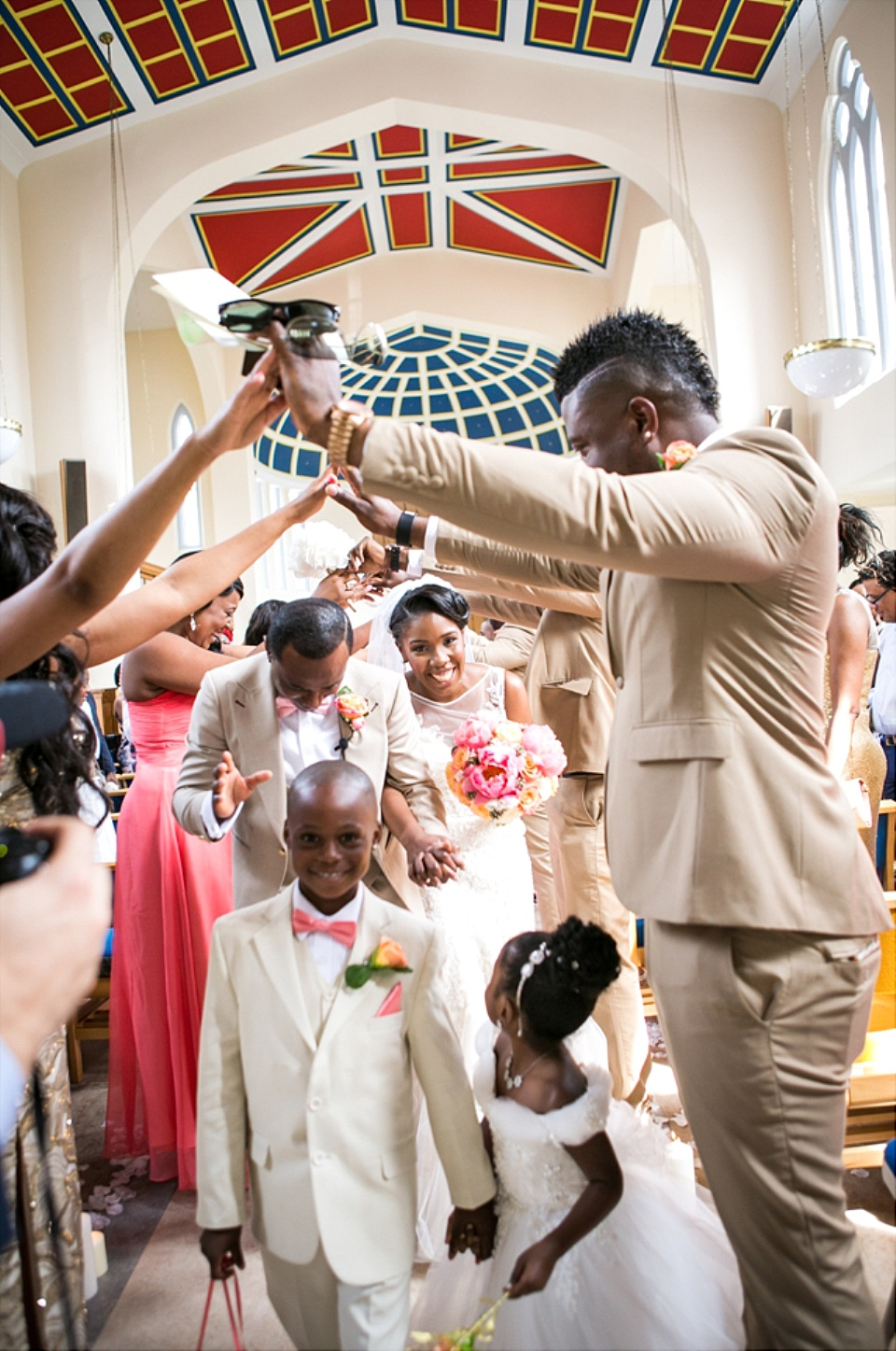 Caribbean London wedding by Story_1053
