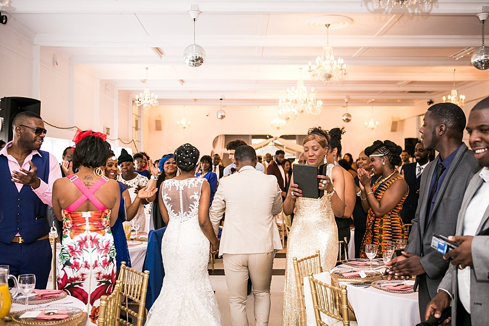 Caribbean London wedding by Story_1093