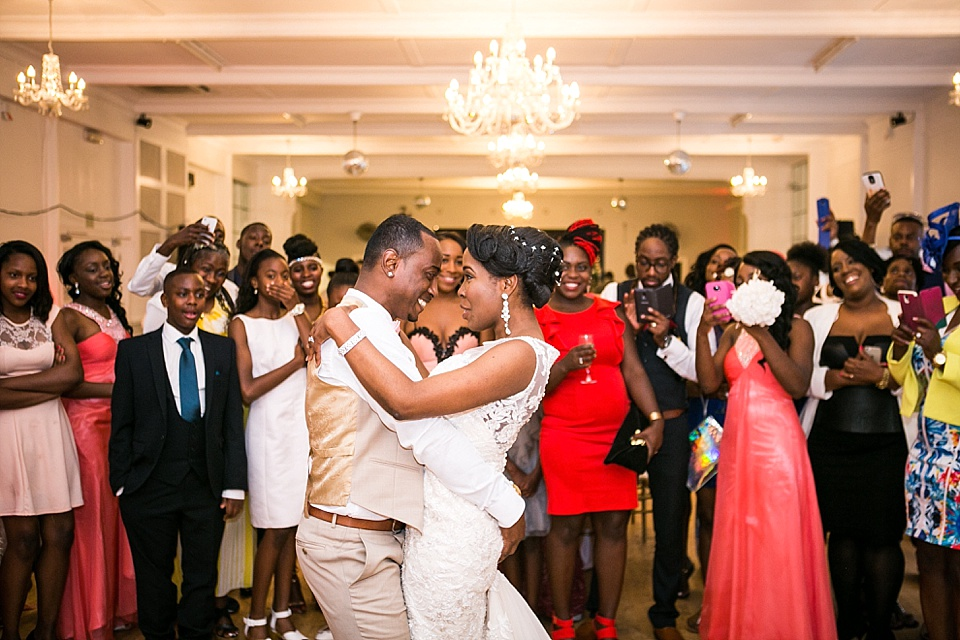 Caribbean London wedding by Story_1116