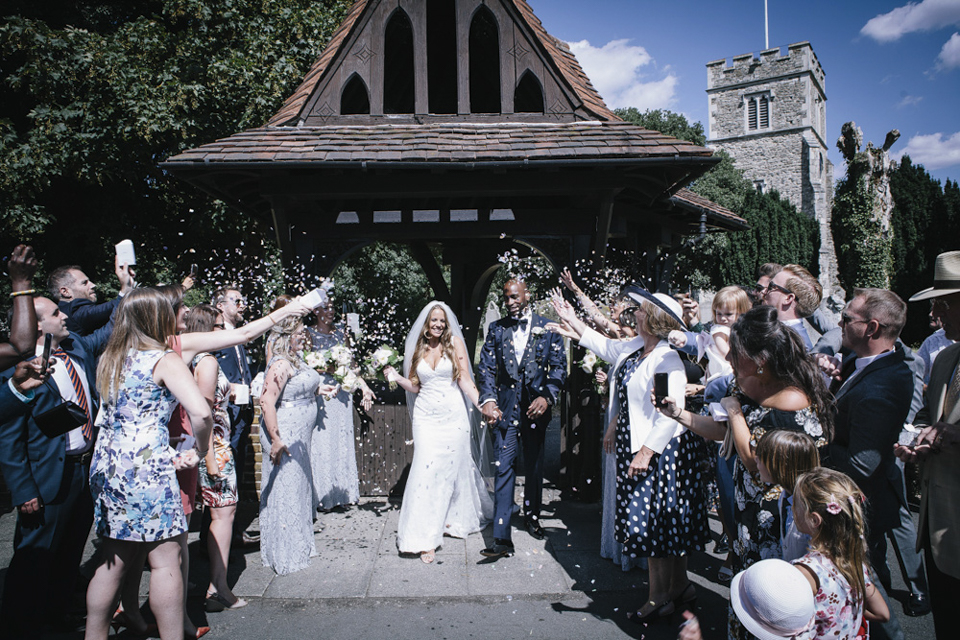 Liz and Will's wedding at Hall Place, Bexley photographed by My Beautiful Bride