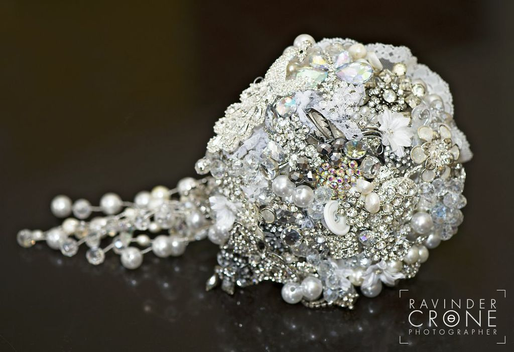 Crystal Bouquets Boutique: A Stunning Alternative to Wedding Flowers ...