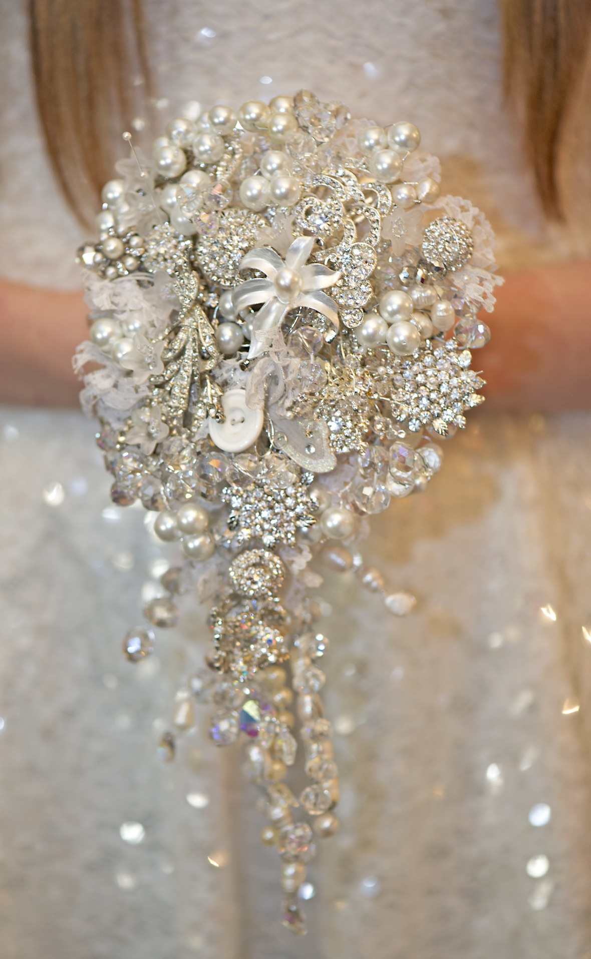 crystal bouquets boutique a stunning alternative to wedding flowers nu bride