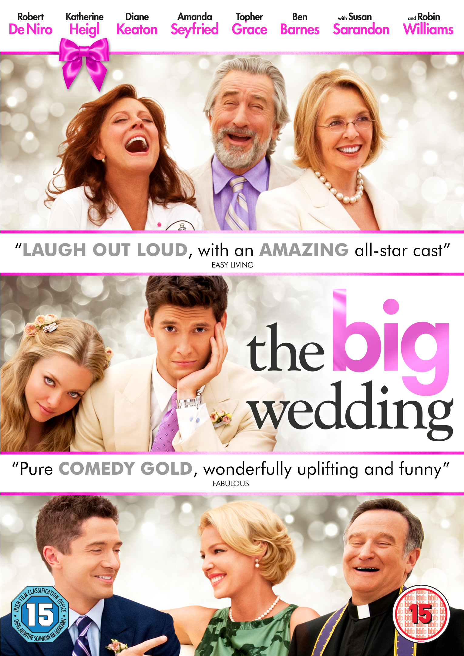 WIN: The Big Wedding on DVD! - Nu Bride