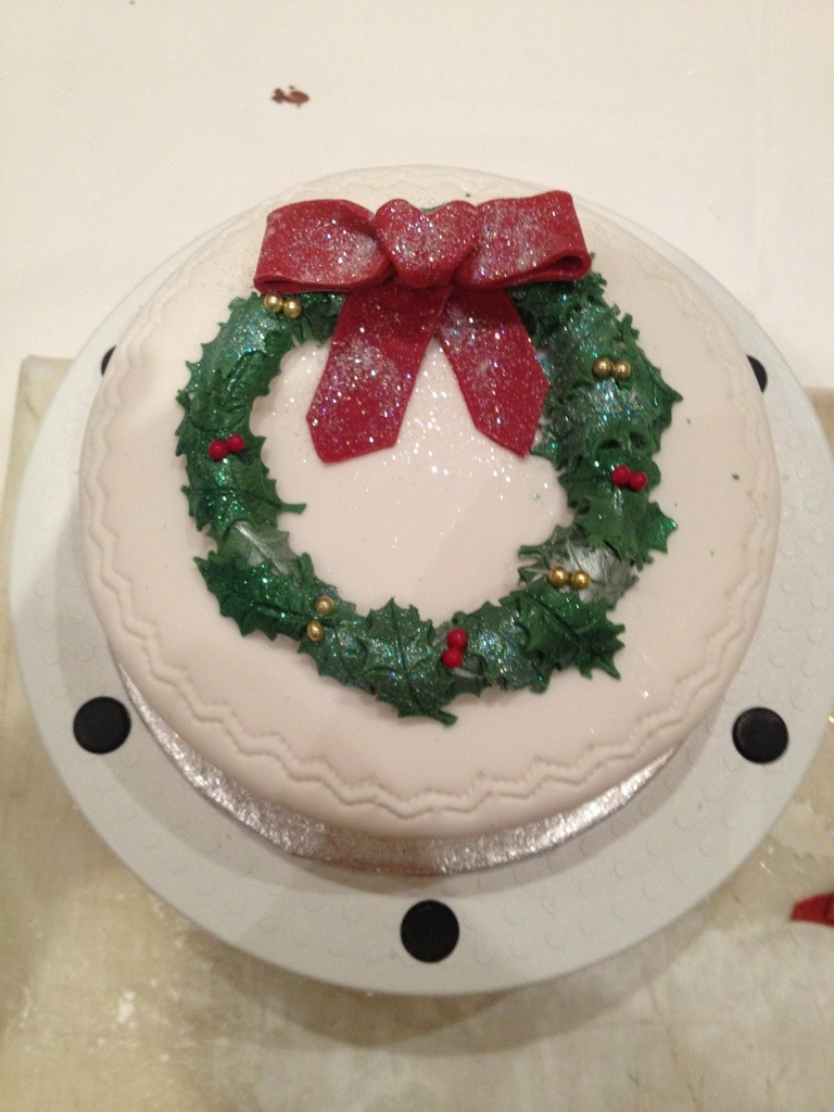 Christmas Treat at The Savoy London with GC Couture Cake ...