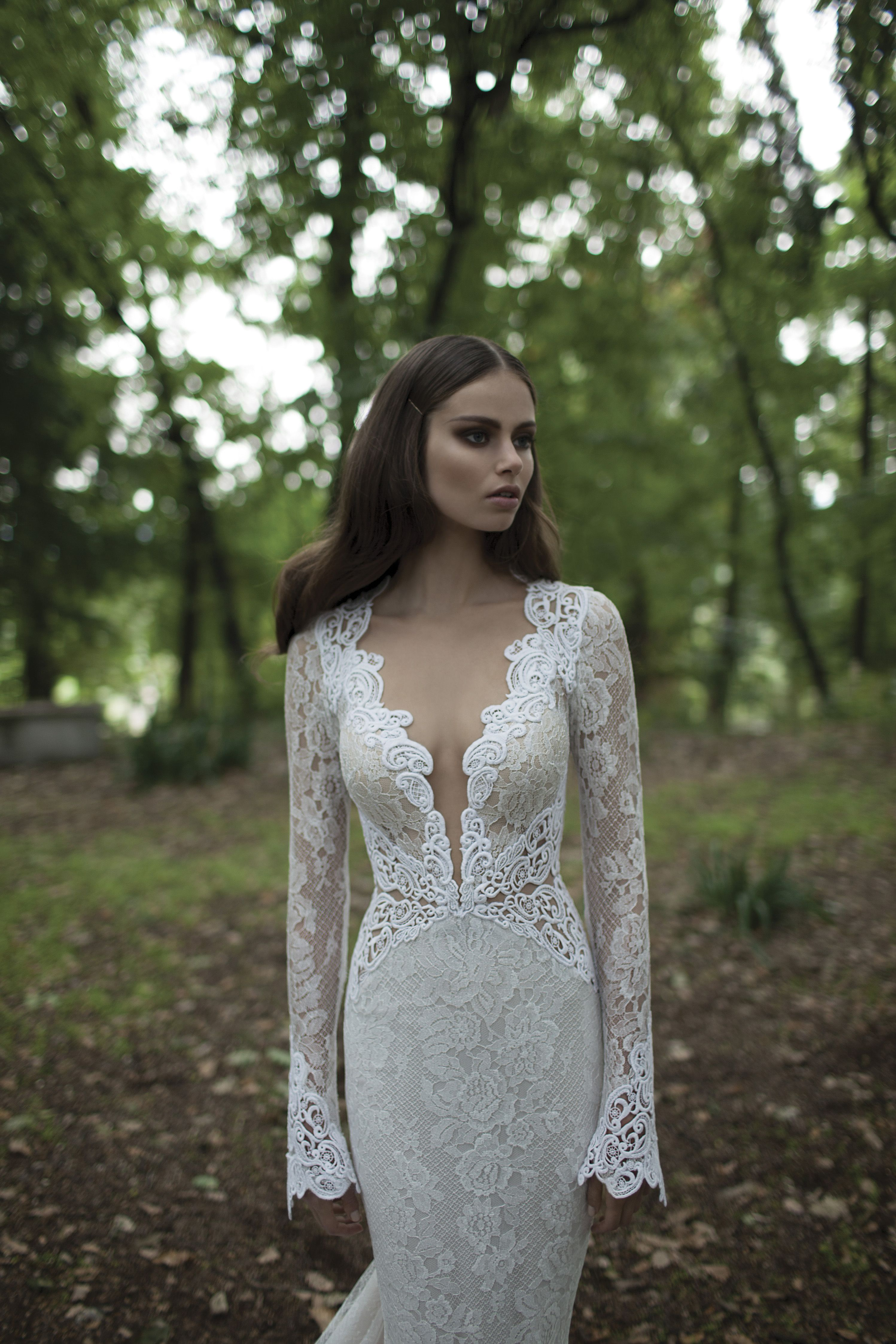 Stunning new 2014 winter collection from berta bridal nu for Winter wedding party dresses