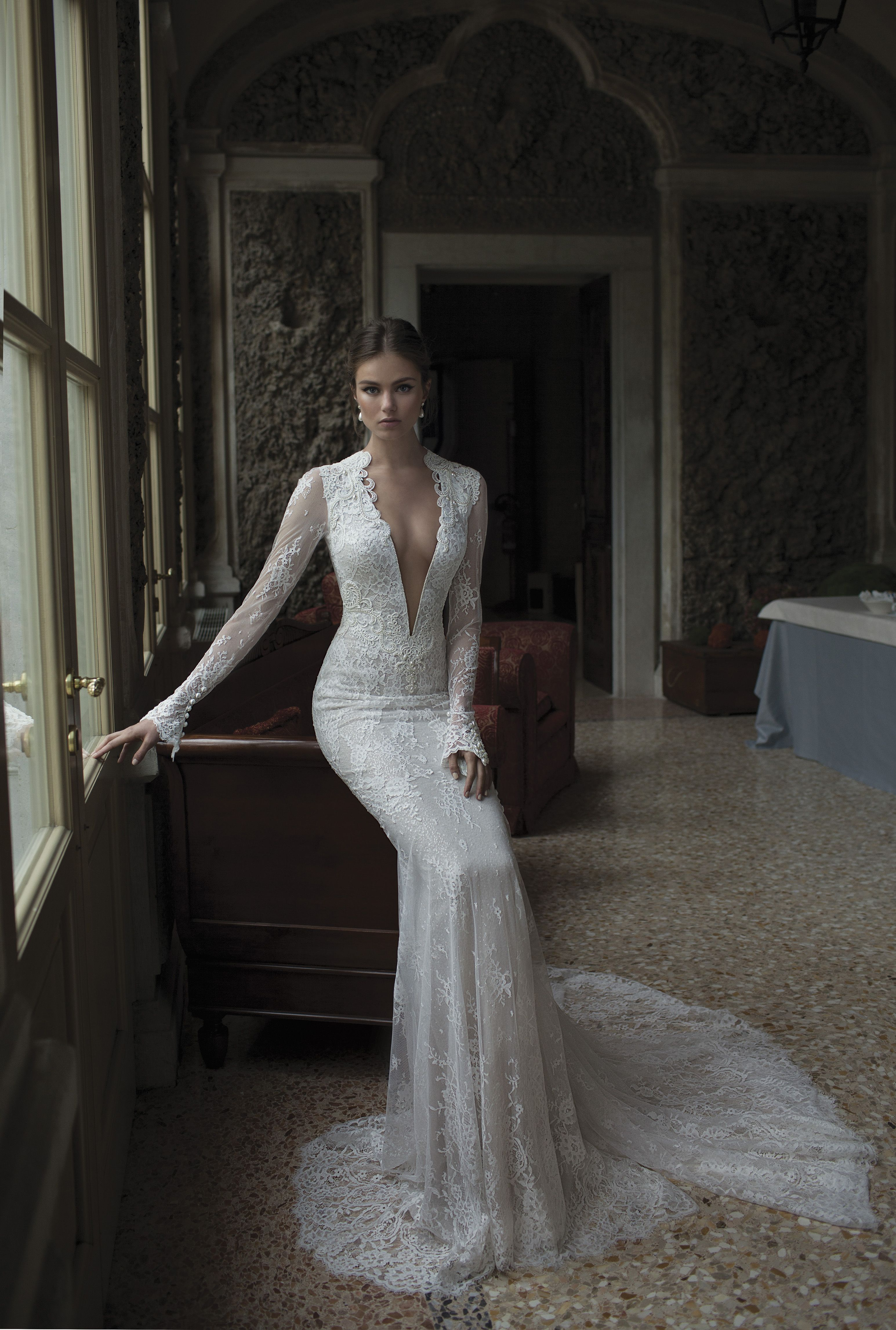 Stunning Winter Wedding Dresses : Stunning new winter collection from berta bridal nu bride