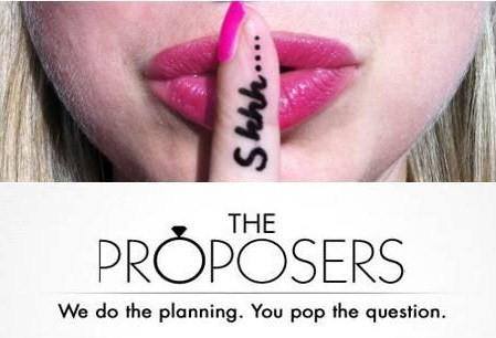 tHE PROPOSERS3