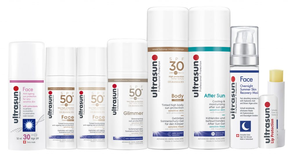 Ultrasun Honeymoon collection