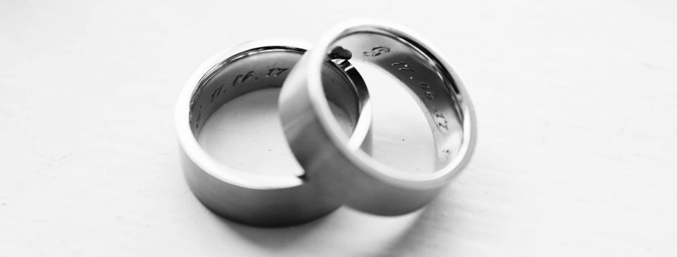 Wedding rings on Nu Bride Wedding BLog Photography by Lens Monkey