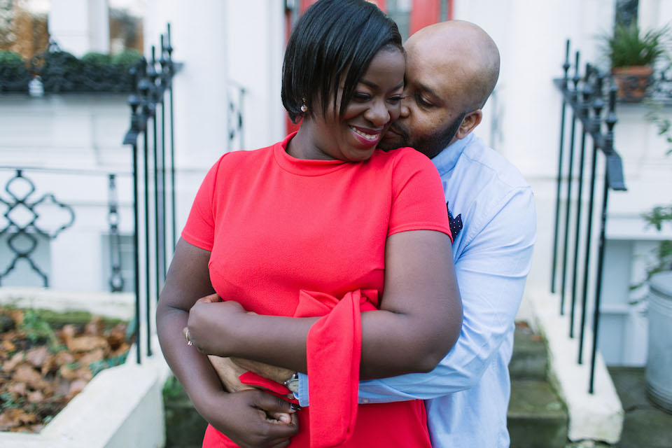 Primrose Hill London engagement photoshoot- Eben and Oji-97