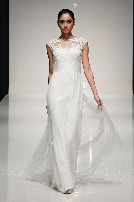 2014 wedding dress collections to look out for nu bride for Local wedding dress designers