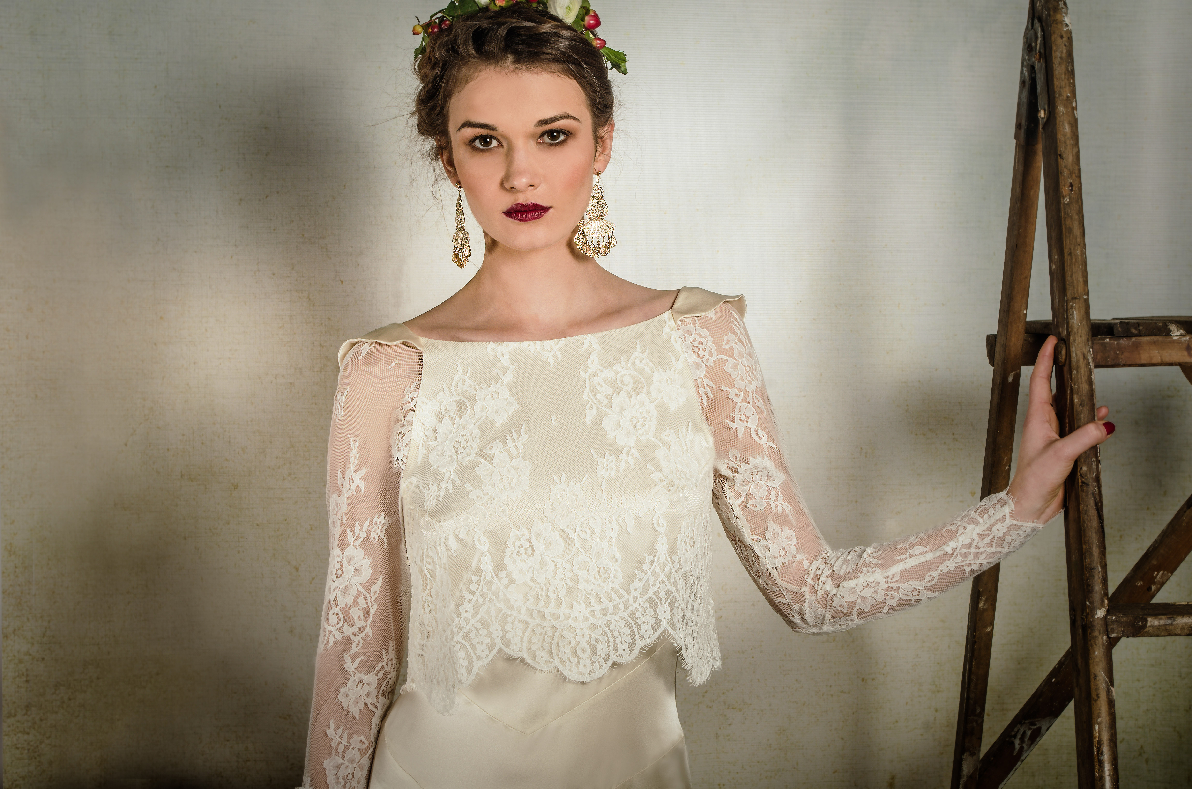 Wedding Gowns Pic: Belle & Bunty Wedding Dresses For The Stylish Bride