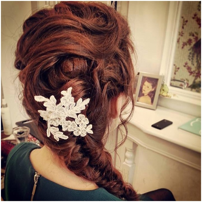Wedding Party Hairstyle For Thin Hair: Inspirational Wedding Hairstyles & Styling Tips