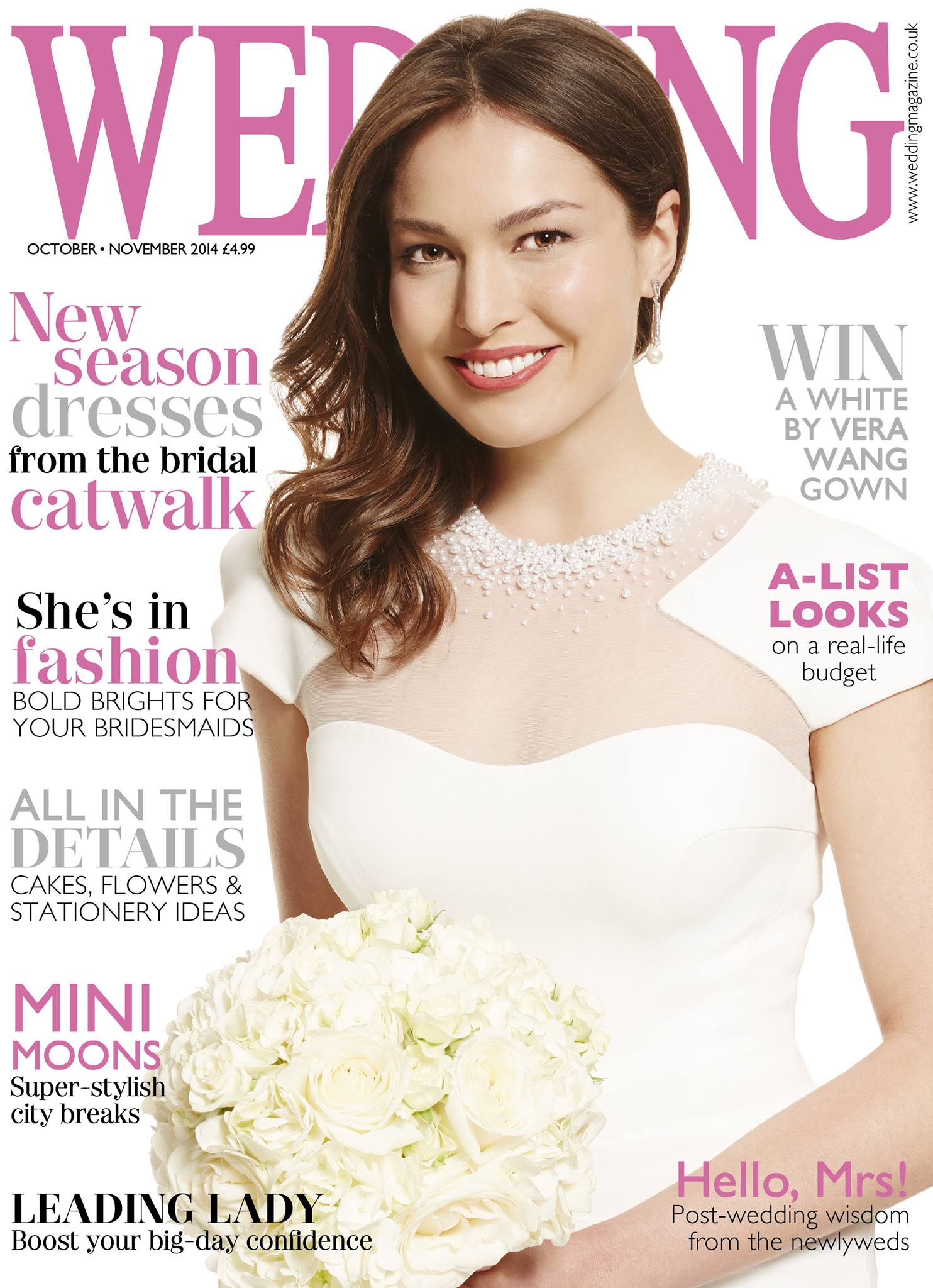 Nu Brid in Wedding Magazine