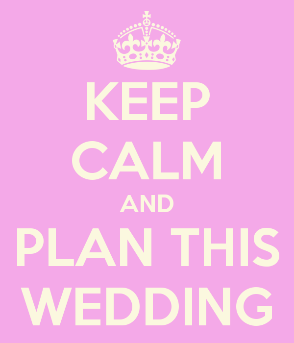 Plan A Wedding.What Happens If Your Wedding Planning Goes Wrong Part 1 Nu Bride