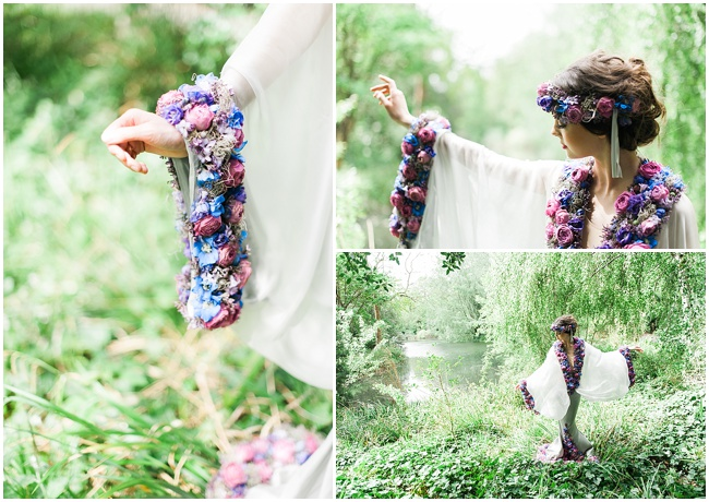 Larry Walshe Flower Dress | Kate Nielen Photography | www.nubride.com_4093.jpg